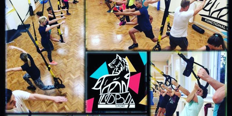 TRX Kiscsoportos edzés !!!