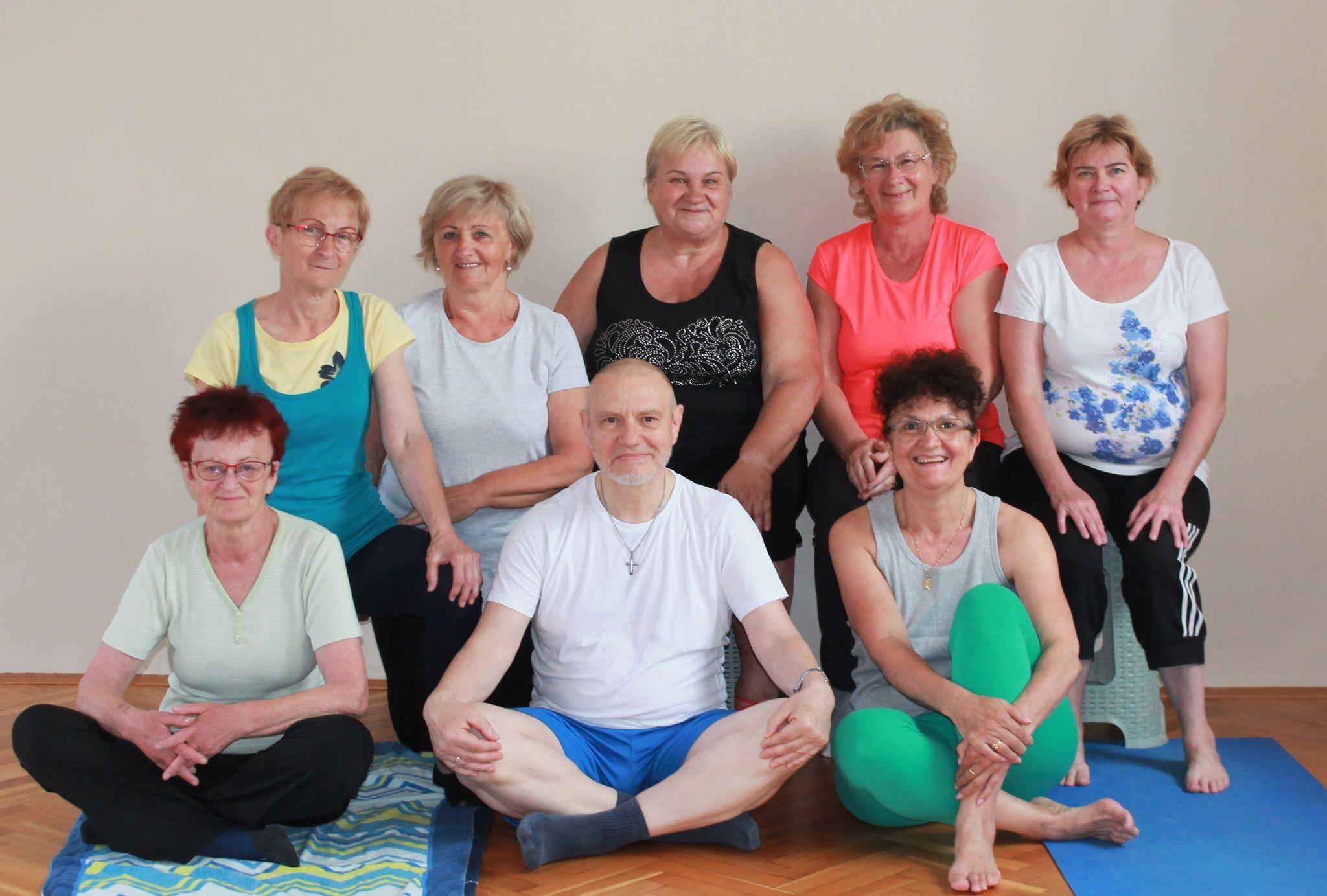 Senior Jóga és Meditáció