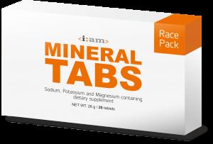 i:am MINERAL TABS sótabletta Race Pack