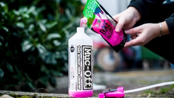 Muc-Off kerékpár tisztító koncentrátum 500ml (2liter)