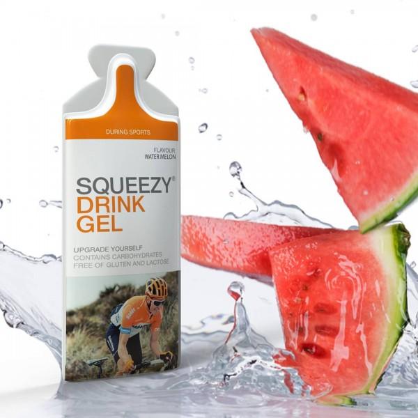 SQUEEZY DRINK GEL 12x60ml