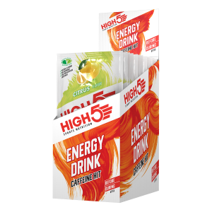 High5 Energy Drink Caffene HIT (EnergySource X'treme) 12x47g