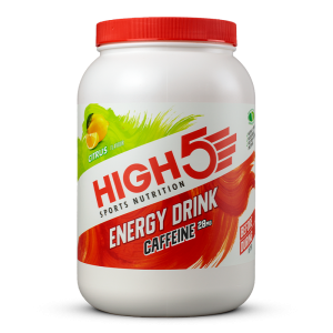 High5 Energy Drink with Caffeine (EnergySource Plus (Koffein) 2200g