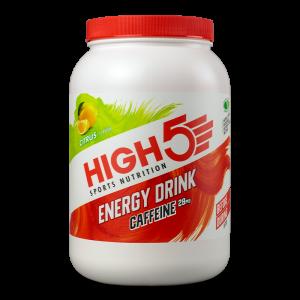 High5 Energy Drink with Caffeine (EnergySource Plus (Koffein) 2200g