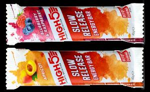 High5 Slow Release Energy Bar 40g