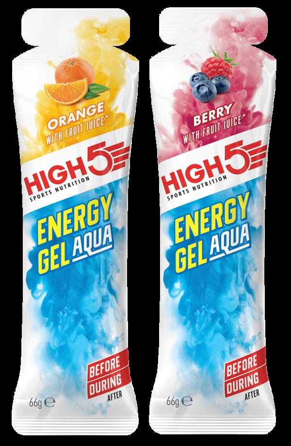 High5 (IsoGel) Energy Gel Aqua 66g