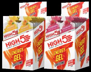 High5 Energy Gel Caffeine 20x40g