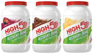 High5 Recovery Drink (Protein Recovery) 1600g