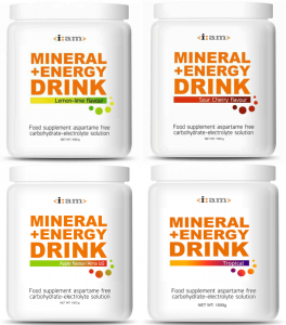 i:am MINERAL + ENERGY DRINK 1500g